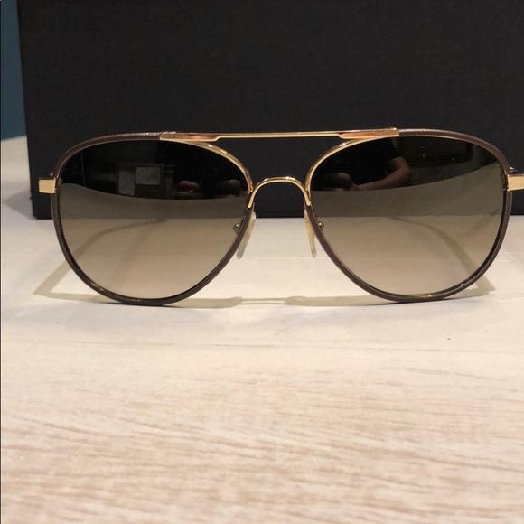c2ecf6b2f0f Louis Vuitton Other - Louis Vuitton Attraction Pilot Sunglasses